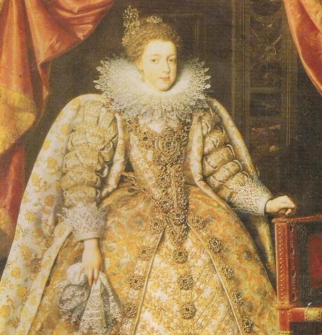 Décembre Henri IV épouse en deuxième noce, la Florentine Marie de Médicis.
