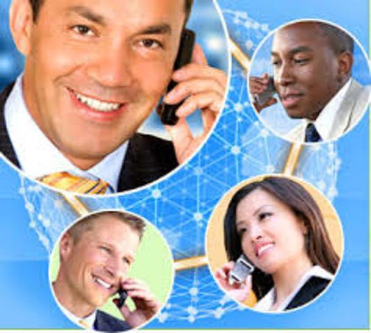 PRIMERA CONFERENCIA  TELEFONICA INTERNACIONAL