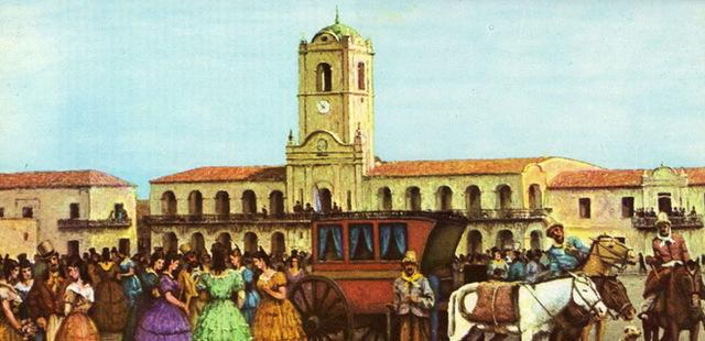 ANIVERSARIO DE LA REVOLUCIÓN DE MAYO DE 1810.