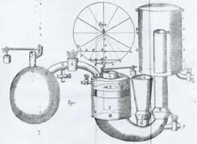 Turbina de accion directa de Giovanni Branca