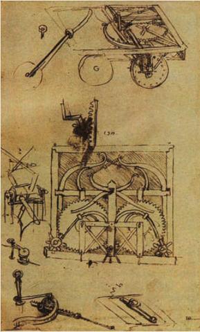 Manuscritos de Leonardo Da Vinci