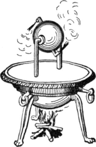 Eolípila de Herón