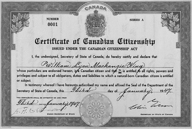 Canada's Immigration Act