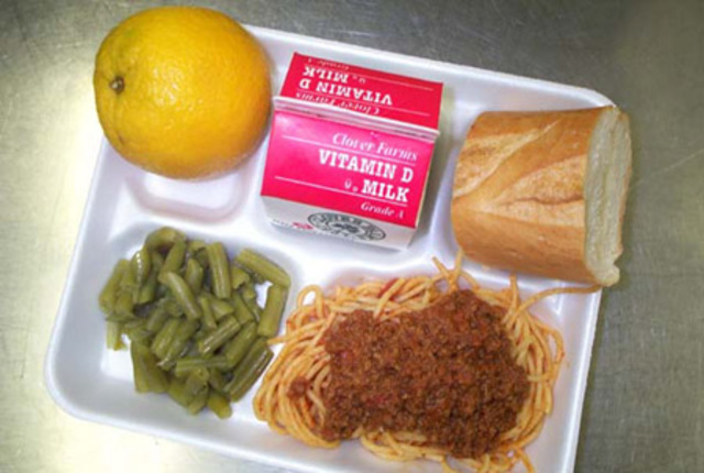 Hot lunches for million school children