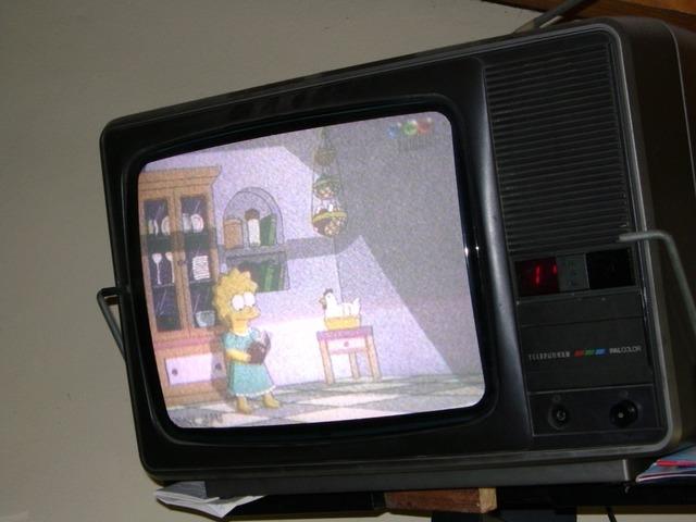 la televicion