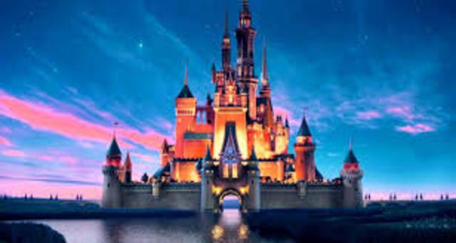 Mi cumpleaños en Disney