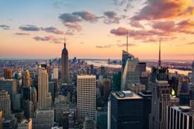 Mi primera vez en Nueva York