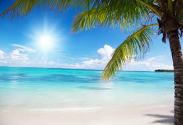Fui a Cancún por primera vez
