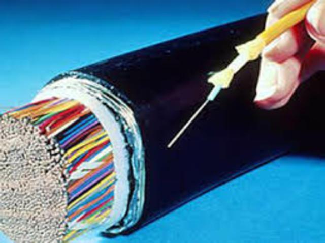 Invencion de la fibra optica