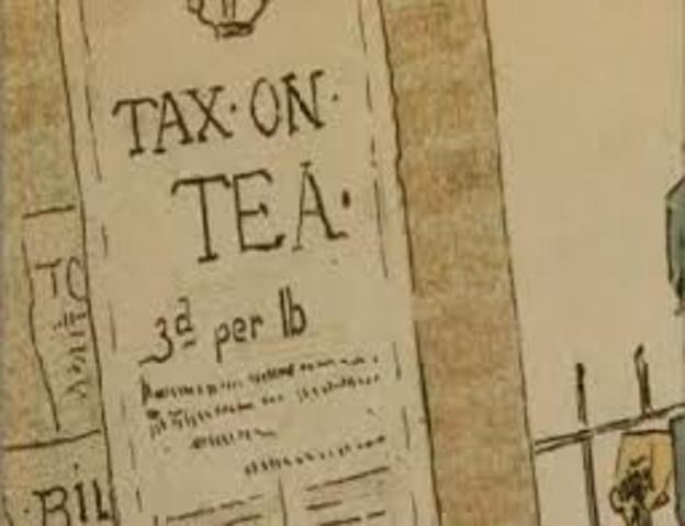 The Tea Acts of 1773