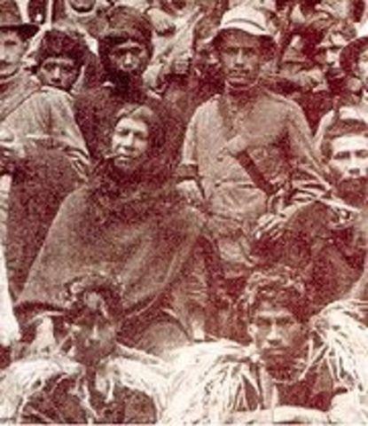 Rebelión de los Indios Pijao