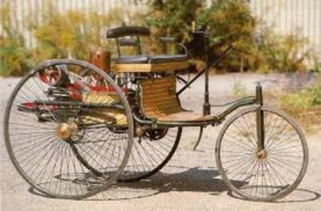 Primeros taxis a vapor