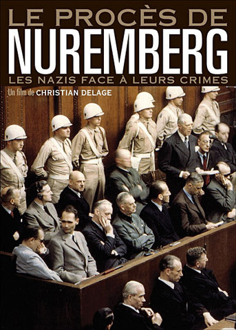 Début du procès de Nuremberg