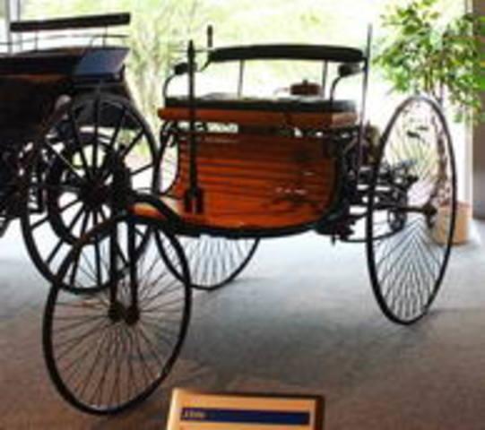 Triciclo de Benz