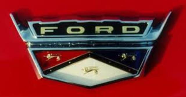 Ford en Mexico