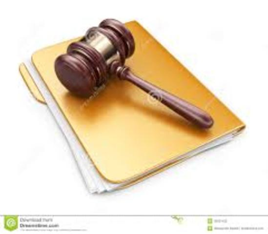 PRIMEROS BANCOS--- La Asamblea Nacional decretó una Ley Moratoria
