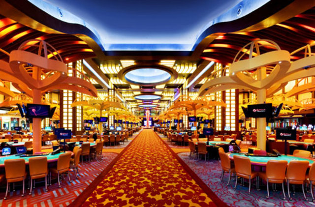 Opening of Casino in Resorts World Sentosa