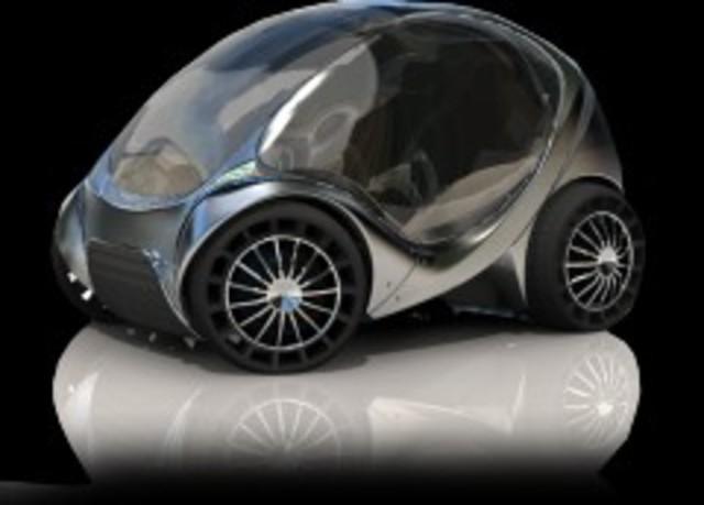 Automóviles eléctricos cuyo fin es conservar el medio ambiente