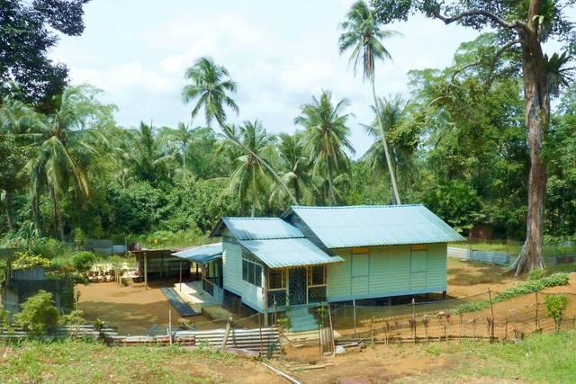 Pulau Ubin and Chek Jawa