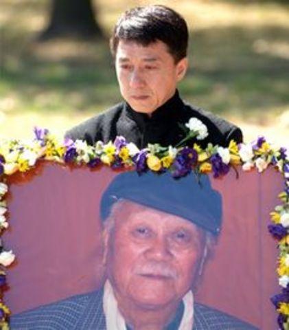Father Dies