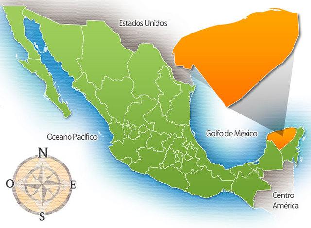 Secession of the Yucatan Peninsula