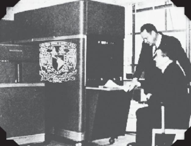 La UNAM adquirió la computadora IBM 650, que fue instalada en la Facultad de Ciencias, siendo ésta la primera computadora en la UNAM, en México y América Latina.