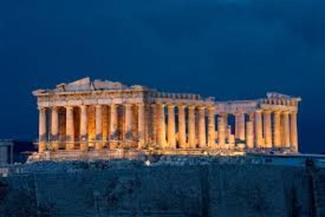 Firma de la Convención de Atenas