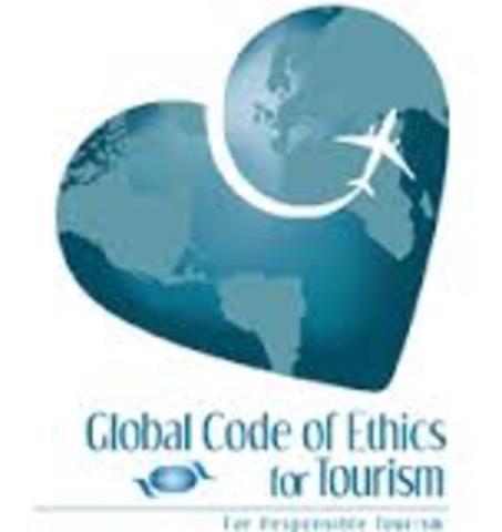 Código Mundial del Turismo