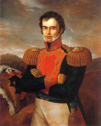 First Federal Republic in Mexico