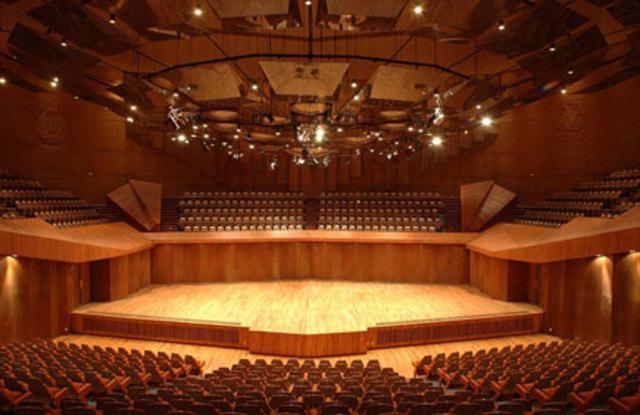 el 30 de diciembre se tocó el primer concierto de la Filarmónica de la UNAM en la Sala Nezahualcóyotl, primer espacio del Centro Cultural Universitario .