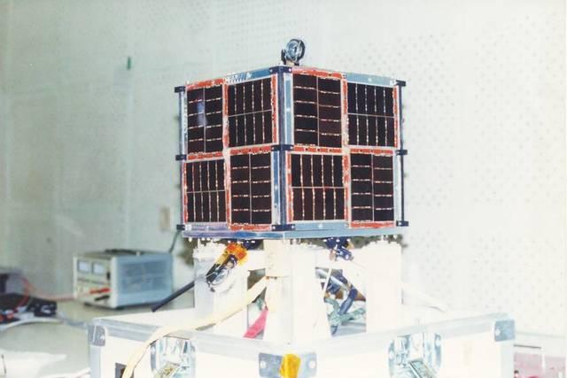 El 5 de Septiembre, la UNAM se convirtió en la tercera institución del mundo que lanza al espacio su propio satélite, con la misión exitosa del UNAMSAT-B.