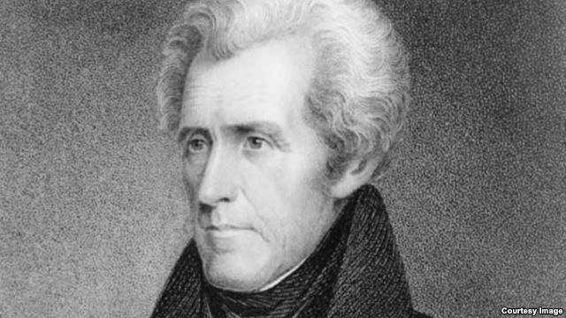 Jackson Looks Ahead to 1828