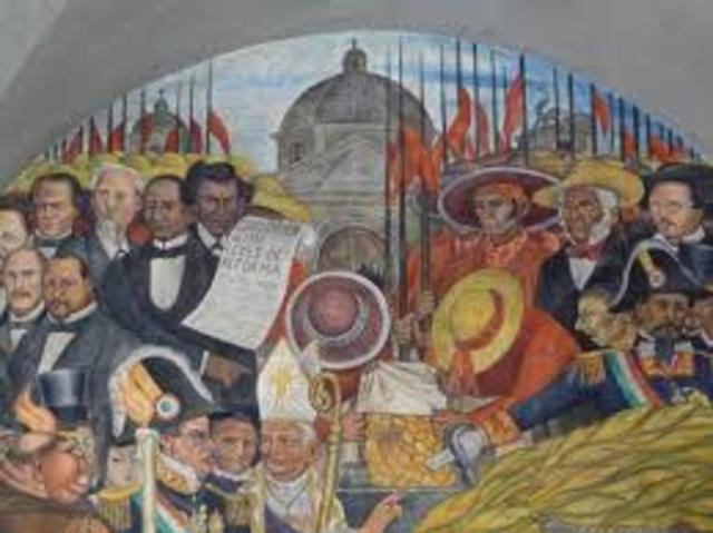 Reforma Laws and New Constitution