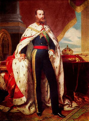 Second Empire july 1863 - june 1867