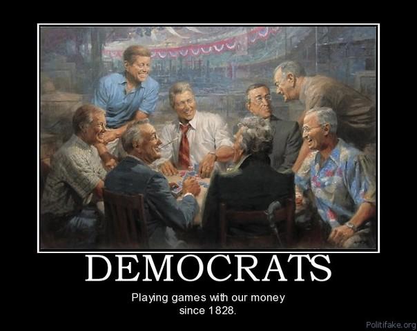 Democrats Change Politics
