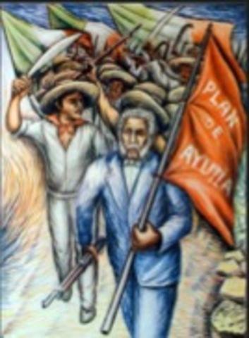 The Ayutla Revolution