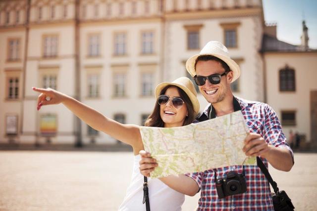 Aparece el concepto de turista