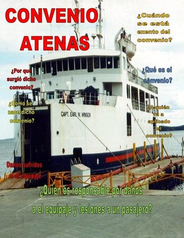 Convención en Atenas