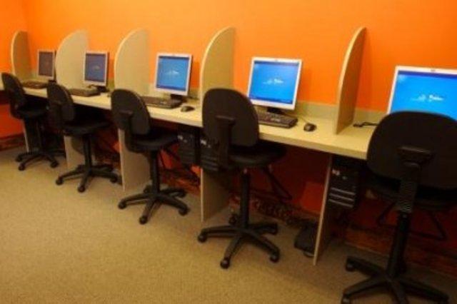 Ciber Cafes