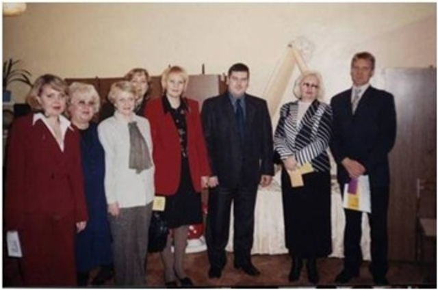 Из воспоминаний Анисимовой Л.П. – руководитель СРП ГБОУ ДПО ЦПК «Ресурсный центр» г.о.Новокуйбышевск Самарской области: