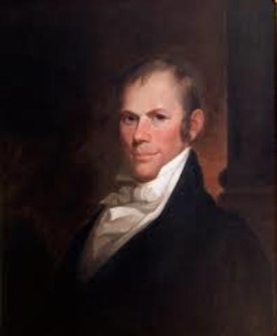 Calhoun Promotes Nullification