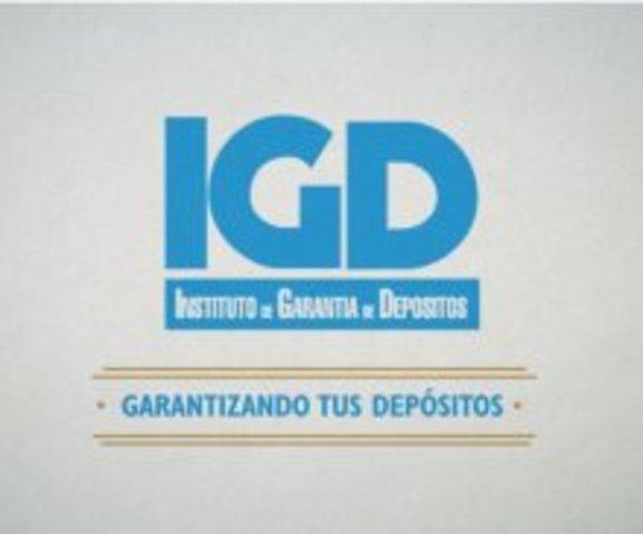 creacion del instituto de garantia de depositos