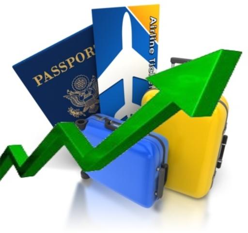 Crecimiento apoyando al Turismo
