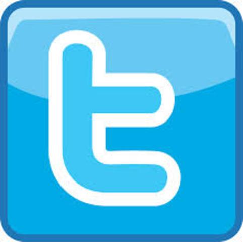 Primera cuenta twiter