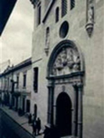 La capilla de la Bordadita
