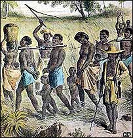 Prohibición del comercio de esclavos