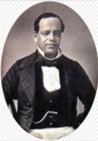 Santa Anna Dictatorship