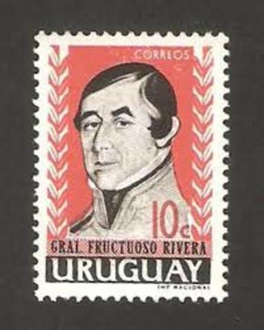 Victoria frente a Fructuoso Rivera
