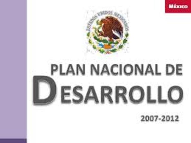 Plan de Desarrollo 2007-2012