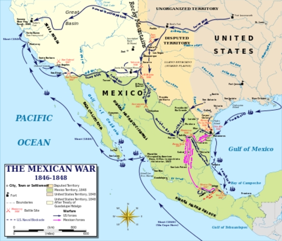 US Invasion to Mexico